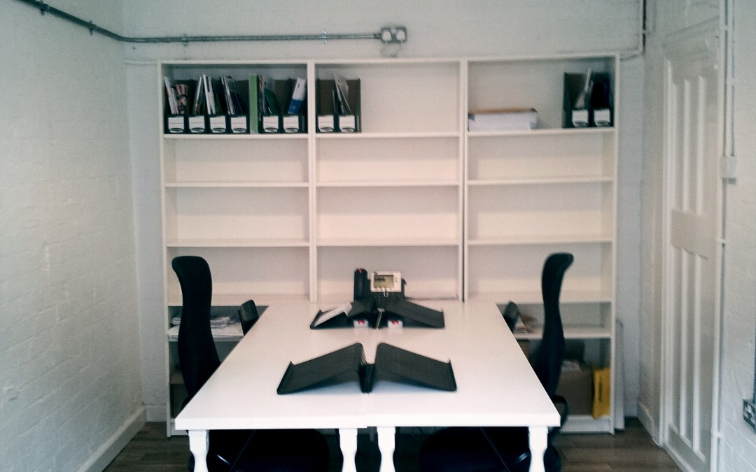 Beautiful Office Space Available 14.2 sq m | 153 sq ft | 4 desks